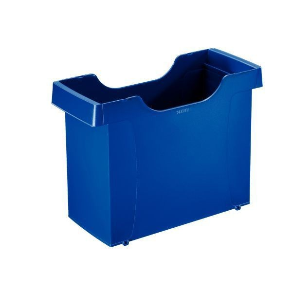 Hängebox leer blau