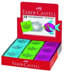 Knetradierer Art Eraser in Box farbig sortiert