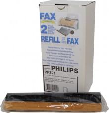Thermotransferrollen für Philips PFA321/PFA322 Magic2, 2 Stück