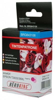 Tintenpatrone XL magenta für XP-600, XP-700, XP-800, Inhalt: 14 ml