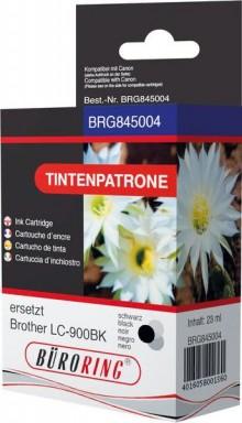 Tintenpatrone schwarz für Brother DCP-110C, DCP-115C,DCP-120C,