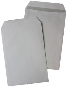 Versandtasche, FSC, C5, Haftklebung weiß, 90g, mit grauen Inneneindruck