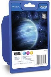 Multipack Tintenpatronen farbig LC-1280XL für MFC-J6510DW, MFC-J6710DW
