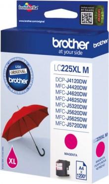 Tintenpatrone LC-225XL magenta für MFC-J4420DW, MFC-J4620DW,
