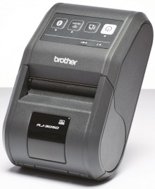 Etikettendrucker RJ-3050 für Etiketten und Quittungen bis 72mm