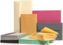 Farbiger Umschlag C6 120g/qm HK Sonne 20 Stück