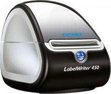 Labelwriter DYMO 450 blau/graumetallic,elegantes Design