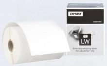 Versand-Etikett weiß für LabelWriter XL