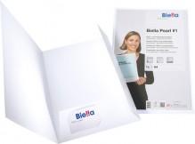 Angebots- und Präsentationsmappe PEARL#1, 22,5x31,5cm mit Sichttasche
