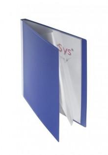 Sichtbuch, 10 Hüllen blau 310 x 240 x 12 mm (HxBxT)