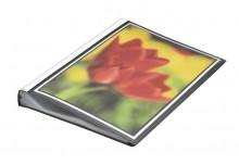 Präsentations-Sichtbuch, 50 Hüllen schwarz 310 x 240 x 27 mm (HxBxT)