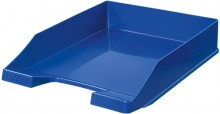 Briefablage KLASSIK blau C4 Standard Außenmaß: B255xT348XH64mm