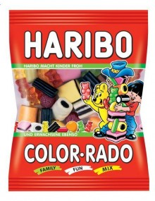 HARIBO COLOR-RADO 200g.