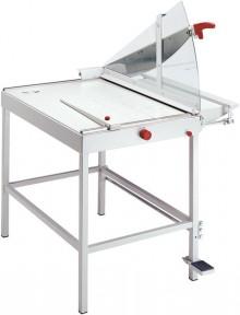 Hebelschneidemaschine 1080 Schnittleistung:20Blatt Schnittlänge:80cm