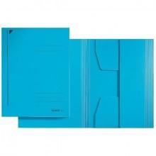 Jurismappe/Dreiklappenmappe A4 320 g/m2 blau