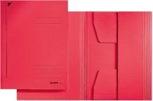 Leitz Jurismappe/Dreiklappenmappe A4 320 g/m2 rot