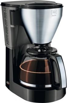 Kaffeemaschine Easy Top schwarz, Glaskanne für bis zu 10 Tassen,