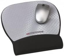 Ergonomische Handgelenkauflage mit einer Mausfläche