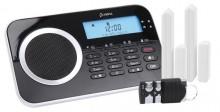 Arlarmanlage Protect 9630GSM, schwarz Eingebaute Telefonwähleinheit, Sirene
