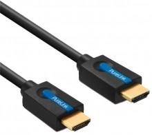 High Speed HDMI/Mini HDMI-Kabel, mit Ethernet, 3,0m, 4K 3 D FullHD