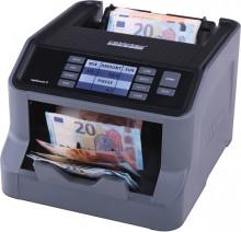 Banknotenzähler Rapidcount S 225 Zählt unsortierte Banknoten (Euro)