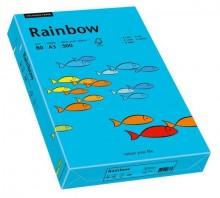 Kopierpapier Inkjet Rainbow A3 80g blau
