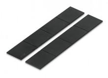 styrodoc Unterteilungsset 2, schwarz 2 Querstege