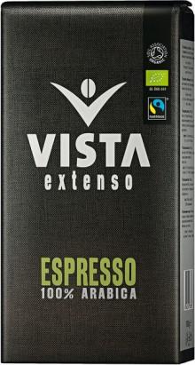 Tchibo VISTA Espresso extenso ganze Bohnen 1 kg