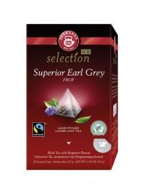 Tee superior Earl Grey