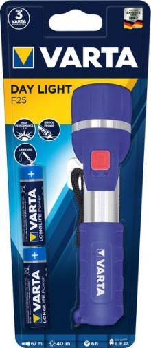 Taschenlampe Power 0,5W LED Daylight 2AA