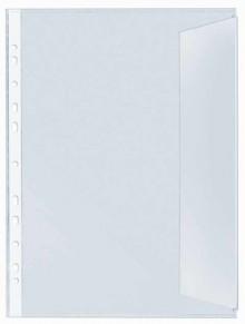Doku-Huelle Folio 10er Pack PP-Folie genarbt 130 my