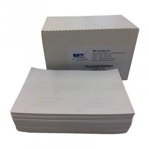BBV Domke kurzes Doppeletikett für die Modelle von Pitney Bowes und Neopost