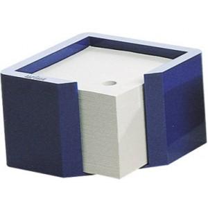 Zettelkasten memorion royalblau mit 600 Blatt