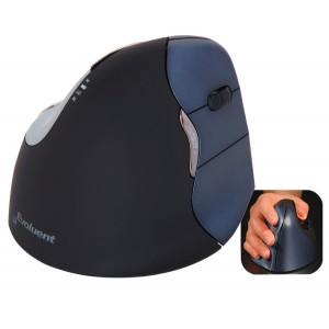 Die ergonomische Maus Evoluent4 für Rechtshänder, schnell und präzise,
