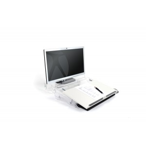 Flexdesk 630N Dokumentenhalter und Schreibunterlage. Höhenverstellbar