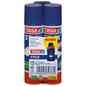 Promoset 1, 2 x tesa Stick 20 g + Nivea Creme Care Mini