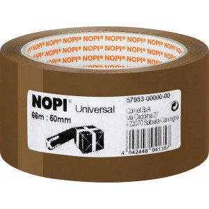 Nopi Pack Universal braun 66m x 50mm