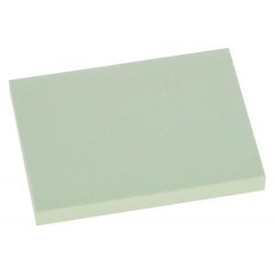 Büroring Haftnotiz FSC 100 Blatt pastellgelb 100x75mm