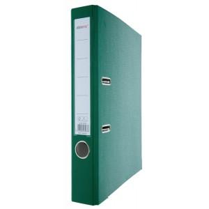 Büroring Ordner PP A4 50mm grün