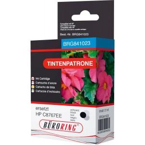 Tintenpatrone schwarz für HP DeskJet 5740,5940,6520,6540,
