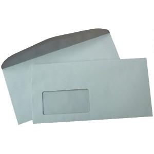 Büroring Kuvertierumschlag C6/5 114 x 229mm, Nassklebend, Recycling,