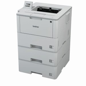 Laserdrucker HL-L6400DWTT inkl. UHG, mit intregiertem NFC-Kartenleser,
