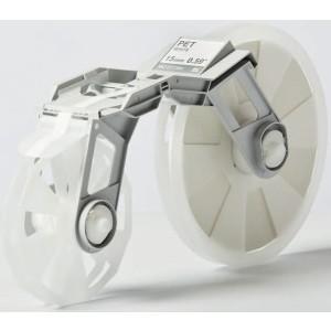 Bandkassette weiß MC-ET1WH 15mmx300m, Plastikband,f. Tape Creator TP-M5000N