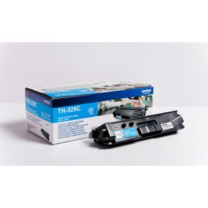 Toner TN-329, cyan für HL-L8350CDW DCP-L8450CDW, MFC-L8850CDW