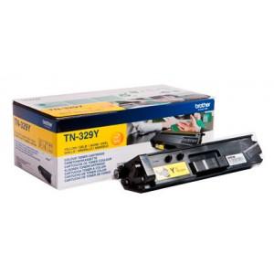 Toner TN-329 gelb für HL-L8350CDW, DCP-L8450CDW, MFC-L8850CDW