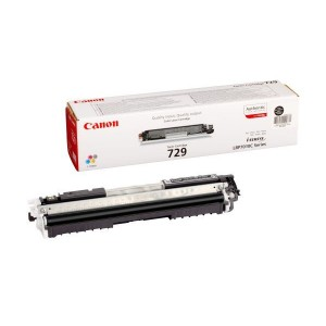 Toner Cartridge schwarz 729 für LPB 7010C, LBP 7018C