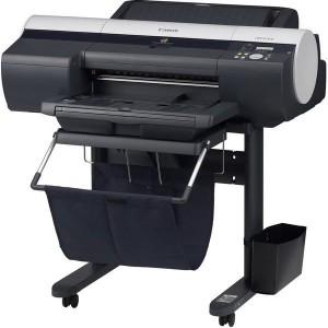 Großformat-Drucker imagePrograf iPF5100, DIN A2, 17 Zoll, 43,2 cm