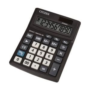 Tischrechner CMB1001 schwarz 10-stellig, Buisiness Line,