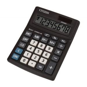 Tischrechner CMB801 schwarz 8-stellig, Buisiness Line,