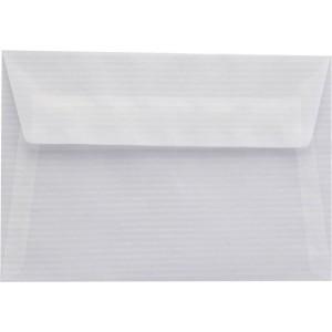 Farbiger Umschlag C6 120g/qm HK Weiß 20 Stück